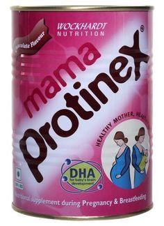 #Protinex Mama #Chocolate Tin 200Gm www.tradus.com/beverages-health-drinks/Protinex/t/12115