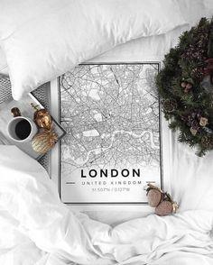 Mapiful Custom Map Prints
