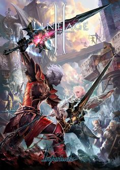 poster Lineage II