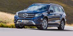 Mercedes Benz gls 2016