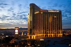 Mandalay Bay, Las Vegas.  Still, after all these years and despite all of the newer hotels and resorts, MB is hands-down my favorite Vegas property.  Between THE HOTEL, The Four Seasons (top floors of the main hotel and seriously awesome), and their kick-ass beach/pool, no other Vegas resort even comes close.