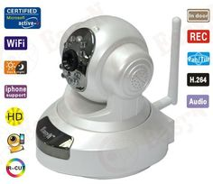 79.38$  Buy here - http://alifq1.worldwells.pw/go.php?t=1649771153 - EasyN robot wireless H3-186V SD card 1.0 Megapixel ip camera ,wireless camera ,cctv camera ,baby monitor Scurity Camera