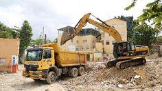Inician trabajos para convertir la vieja Barquita en parque ecológico