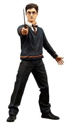 Figura Harry Potter 45 cms con sonido.. NECA