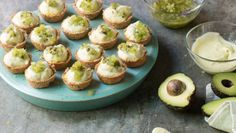Emma Boyd's wee tarts are perfect for entertaining a crowd.