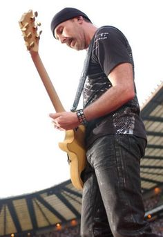 U2 ~ The Edge, 360 Tour