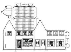 boekwinkel bouwplaat