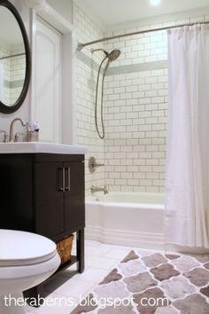Ways To Make A Half Bath Feel Whole Half Baths Small Half - Ranch house bathroom remodel