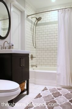 1960s Green Bathroom Overhaul , We bought a 1960s brick ranch home with some good TLC needed. We have been working on the house since day 1 ...