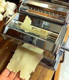 Homemade Quinoa Pasta Dough Recipe