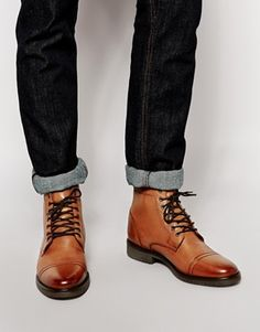 ASOS+Workboots+in+Leather