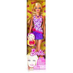 Barbie Fashion and Beauty com Anel Menina - Lilás