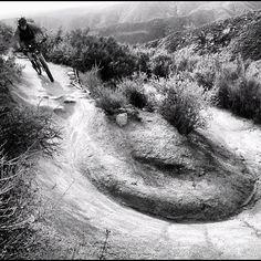 Good ride today on the San Juan trail. mtb. mountain bike.