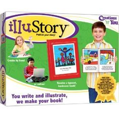 IlluStory - make your own book (made in USA)