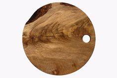 Wood Cutting Board, Circle | General Store