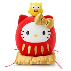 Sanrio Hello Kitty Zodiac Dharma stuffed Rooster From Japan New    Find out  more about the great product at the image link.Note It is affiliate link to  ... 8fdda18b47db1