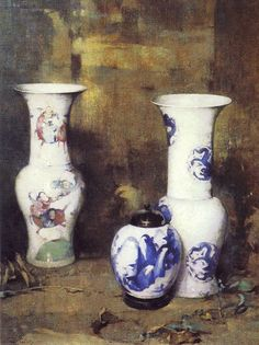 Seeking Beauty - Sören Emil Carlsen (1853-1932)-P.6