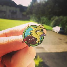 Only a couple of these Angry Beaver pins left they won't be remade Beavers, Lapel Pins, Couple, Instagram Posts, Couples, Badges