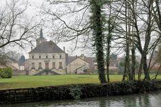 Bèze - Rive de la Bèze   Côte d'Or (France)