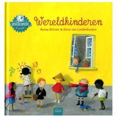 Landen - Wereld - De wereld thuis ontdekken met een boek - Bezoek de bibliotheek voor informatieve boeken en verhalen over landen en culturen - Willewete wereldkinderen - clavis