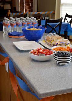NERF Birthday Party Ideas   Photo 1 of 18