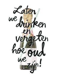 verjaardag humor - Yahoo Image Search Results - cRİS Birthday Card Sayings, Birthday Quotes, Birthday Greetings, Happy Birthday 40, Happy Birthday Pictures, Dutch Quotes, Bday Cards, Philosophy Quotes, Popular Quotes