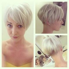 Does any one know who this is? _ ! _______#pixiecut #pixie #pixiehair…