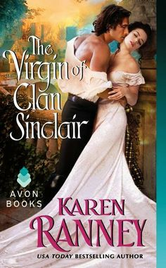 Random Redheaded Ramblings: BLOG TOUR - The Virgin of Clan Sinclair by Karen Ranney