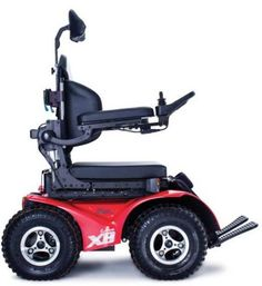 Extreme X8, 4X4, electric wheelchair, Innovation in Motion