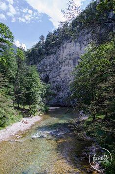 Am Wiener Wasserleitungsweg im Höllental Heart Of Europe, Austria, Places To Go, Waterfall, Outdoor, Mountains, Nature, Vienna, Traveling