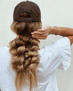 Top 60 All the Rage Looks with Long Box Braids - Hairstyles Trends Blond Hairstyles, Teenage Hairstyles, Box Braids Hairstyles, Trending Hairstyles, Messy Braided Hairstyles, Scene Hairstyles, Trendy Haircuts, Hair Updo, Hairdos