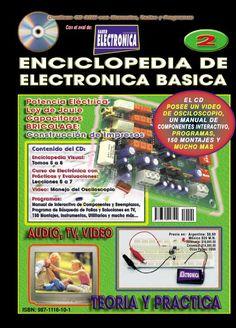 ENCICLOPEDIA DE ELECTRÓNICA BASICA