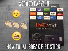 Jailbreak the Amazon Fire TV stick ! Easiest and fastest method! (Install Kodi) - YouTube