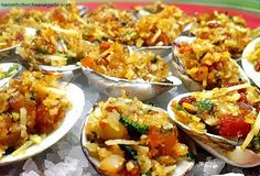Clams Casino...an appetizer fit for any special occasion, or maybe even just for a Monday!