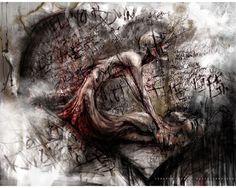 px creepy wallpaper high quality by Zenoch Jacobson