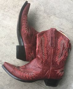 382296ce642a Old Gringo Cowboy Boots Burgundy Maroon Red Wine Sz 11 B Women s Ladies  Western