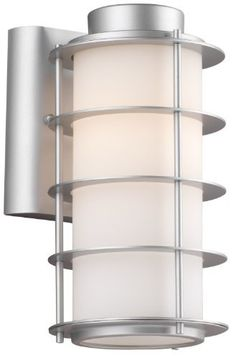 Forecast Lighting F8497-41 Hollywood Hills One-Light Exterior Wall Light with Etched White Opal Glass, Vista Silver, http://www.amazon.com/dp/B003VH9Q9U/ref=cm_sw_r_pi_awdm_kL1axb1ZNEH1N