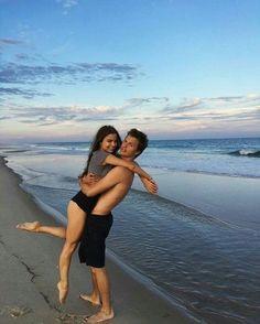 Fotos que tu y tu novio deben de tomarse en la playa!