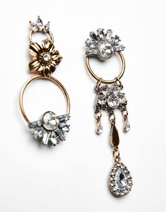 Embellished rhinestone earrings with flower pendants. Discover this and many more items in Bershka with new products every week Rhinestone Earrings, Drop Earrings, Flower Pendant, Manicure, Jewelry Accessories, Pendants, Women, Products, Jewelry Ideas