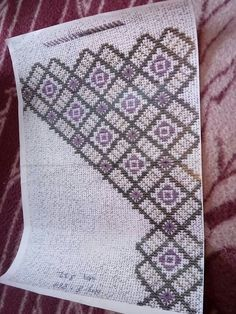 Cross Stitch Embroidery, Embroidery Patterns, Monks Cloth, Bargello, Knitting Needles, Needlepoint, Needlework, Diy And Crafts, Lassi