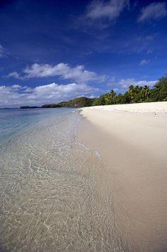 ysava beach fiji