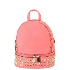 Michael Michael Kors Rhea backpack (5.195 ARS) ❤ liked on