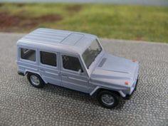1/87 Wiking MB 230 G grau Sondermodell | eBay