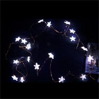 White Star String Light Wire