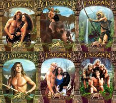 DOWN MEMORY LANE WITH TARZAN TV 3: WOLF LARSON