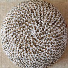 hemp basket bottom