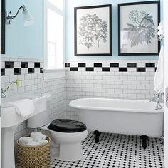 Image result for Merola Tile Metro Glossy Black