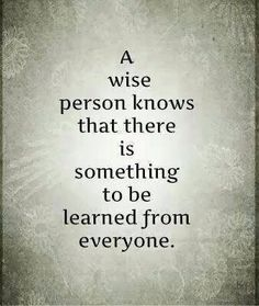 """""""A truly wise person will never stop learning up until their final breath. A truly wise person knows that you can never and will never know it all. Quotable Quotes, Wisdom Quotes, Words Quotes, Quotes To Live By, Me Quotes, Motivational Quotes, Inspirational Quotes, Sad Sayings, Be Wise Quotes"""
