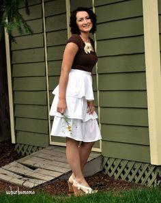 Shabby Apple Dress by Suburbs Mama