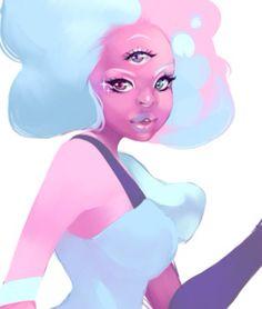 Garnet | Steven Universe | Cotton Candy Mom